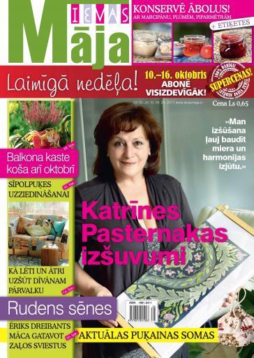 IEVAS MĀJA Nr. 20 2011