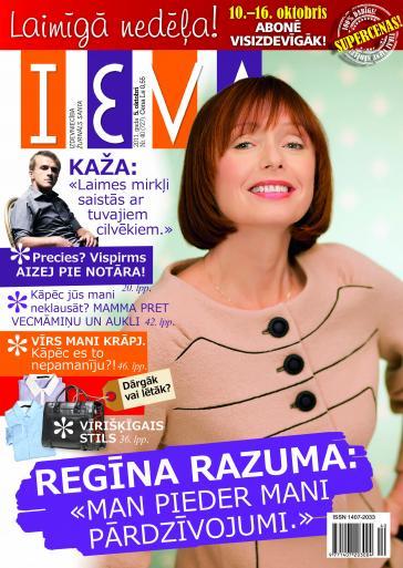 IEVA Nr. 40 2011