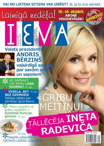 IEVA Nr. 41 2011