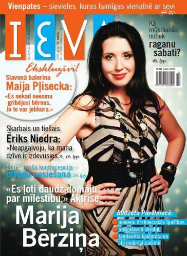 IEVA Nr. 19 2009