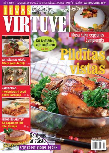 IEVAS VIRTUVE Nr. 11 2011