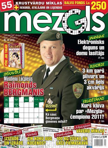 MEZGLS Nr. 22 2011