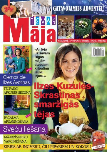 IEVAS MĀJA Nr. 23 2011