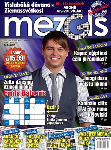 MEZGLS Nr. 24 2011