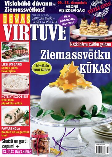 IEVAS VIRTUVE Nr. 12 2011