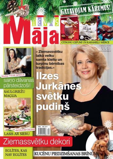 IEVAS MĀJA Nr. 25 2011