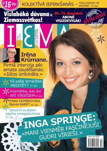 IEVA Nr. 50 2011