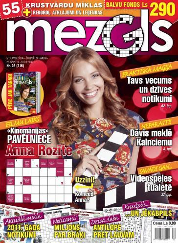 MEZGLS Nr. 26 2011