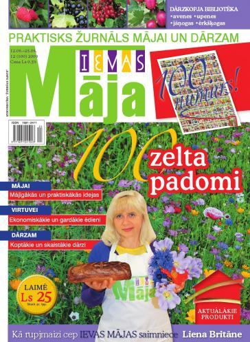 IEVAS MĀJA Nr. 12 2009