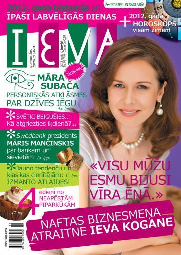 IEVA Nr. 1 2012