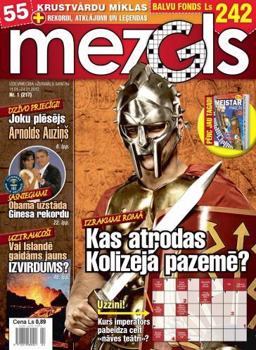 MEZGLS Nr. 1 2012