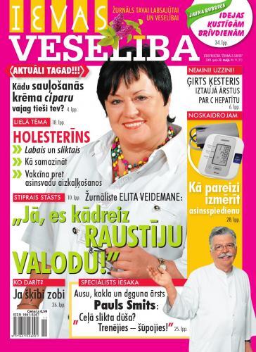 IEVAS VESELĪBA Nr. 11 2009