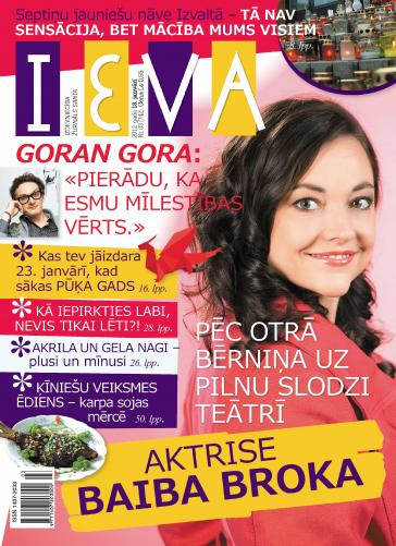 IEVA Nr. 3 2012