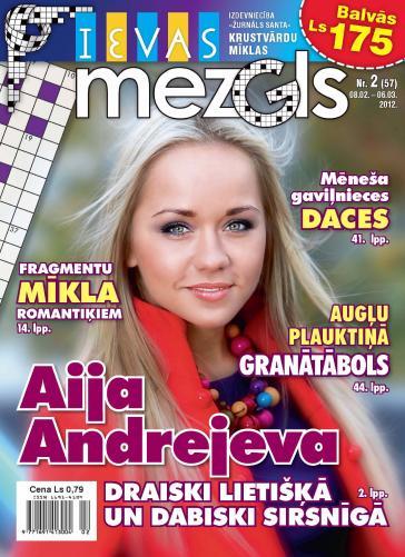 IEVAS MEZGLS Nr. 2 2012