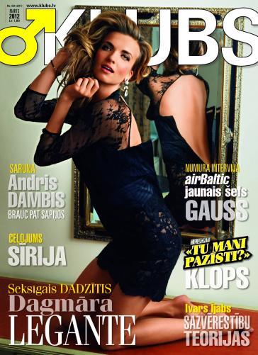 KLUBS Nr. 3 2012