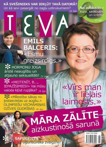 IEVA Nr. 8 2012