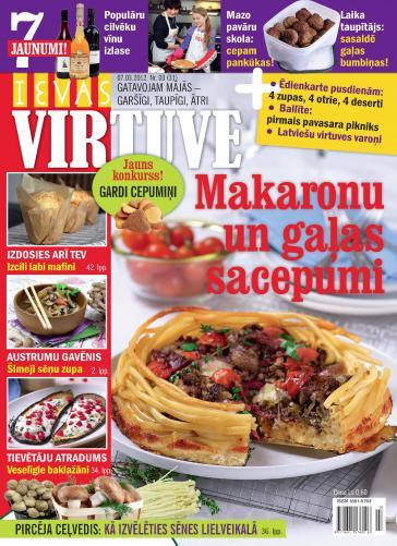 IEVAS VIRTUVE Nr. 3 2012