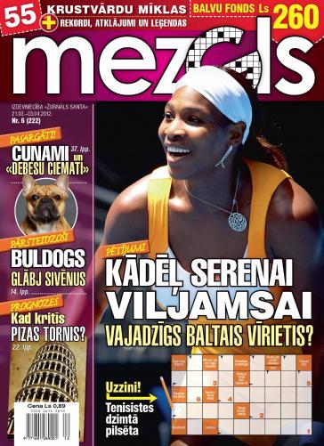 MEZGLS Nr. 6 2012