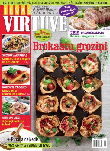 IEVAS VIRTUVE Nr. 4 2012