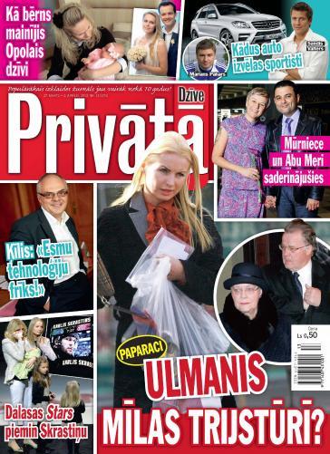 PRIVĀTĀ DZĪVE Nr. 13 2012