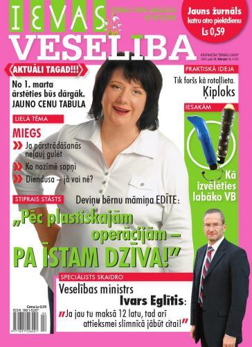 IEVAS VESELĪBA Nr. 4 2009