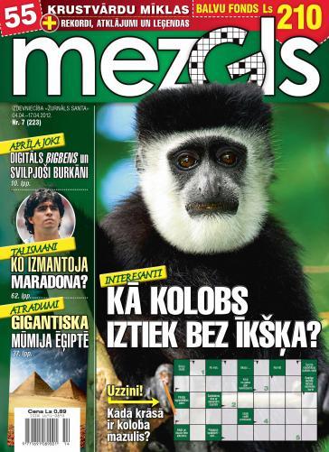 MEZGLS Nr. 7 2012