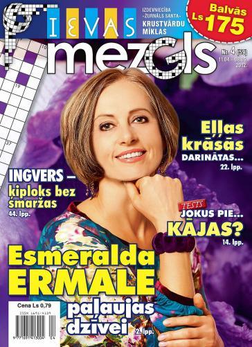 IEVAS MEZGLS Nr. 4 2012