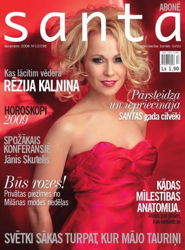 SANTA Nr. 12 2008