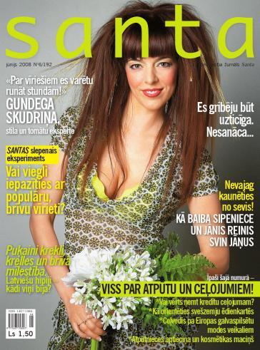 SANTA Nr. 6 2008