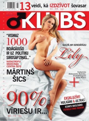 KLUBS Nr. 6 2008