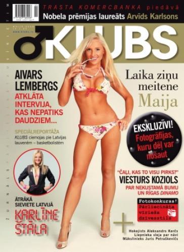 KLUBS Nr. 5 2008