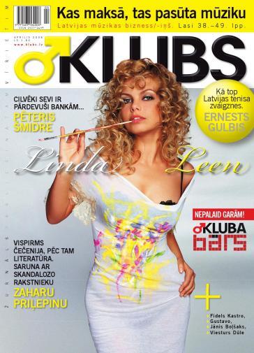 KLUBS Nr. 4 2008