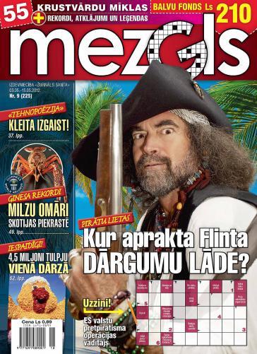 MEZGLS Nr. 9 2012