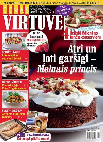 IEVAS VIRTUVE Nr. 5 2012