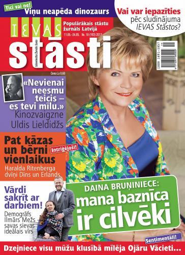 IEVAS STĀSTI Nr. 10 2012