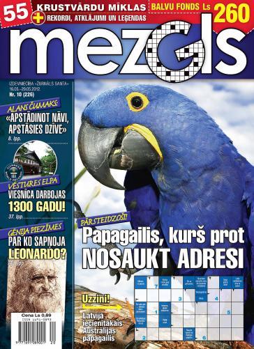 MEZGLS Nr. 10 2012