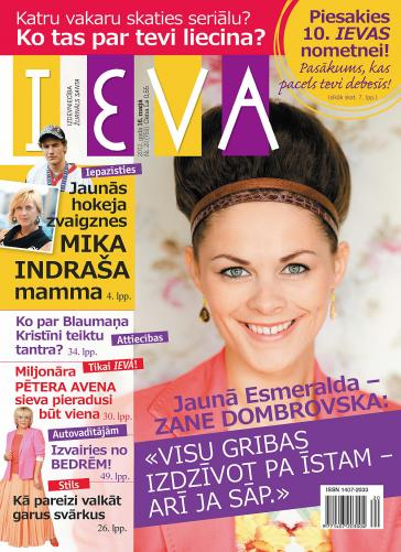 IEVA Nr. 20 2012