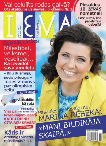 IEVA Nr. 21 2012