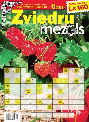 ZVIEDRU MEZGLS Nr. 6 2012