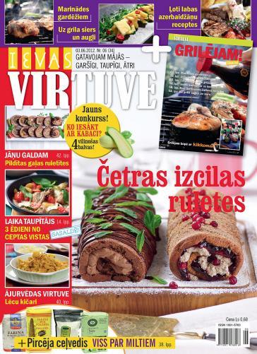 IEVAS VIRTUVE Nr. 6 2012