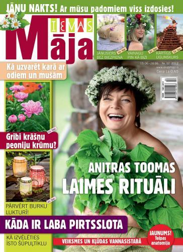 IEVAS MĀJA Nr. 12 2012