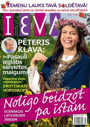 IEVA Nr. 25 2012