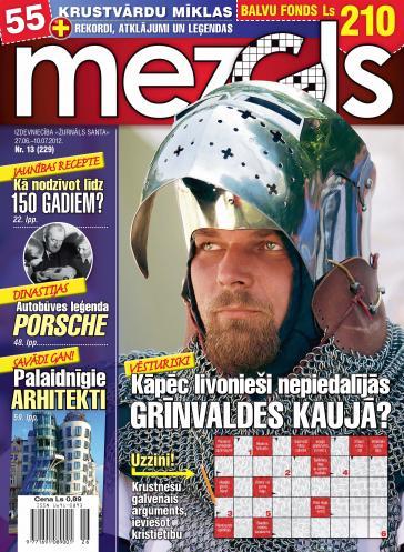 MEZGLS Nr. 13 2012