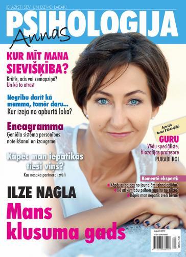 ANNAS PSIHOLOĢIJA Nr. 4 2012