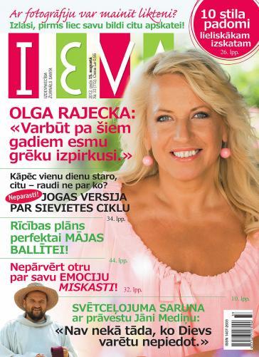 IEVA Nr. 33 2012