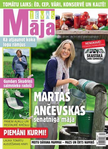 IEVAS MĀJA Nr. 17 2012