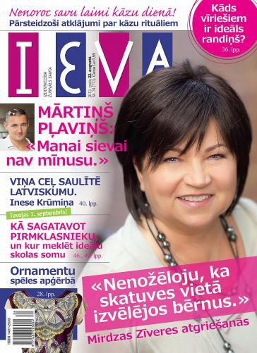 IEVA Nr. 34 2012