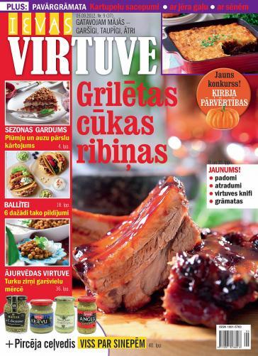 IEVAS VIRTUVE Nr. 9 2012