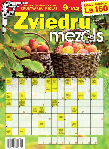 ZVIEDRU MEZGLS Nr. 9 2012