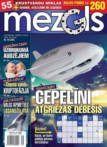 MEZGLS Nr. 19 2012
